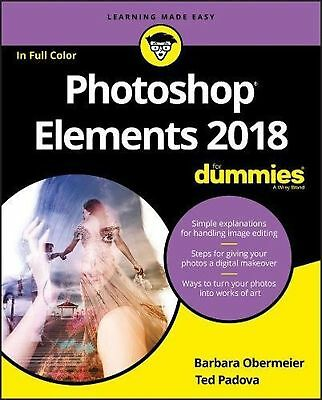 Photoshop Elements 2018 For Dummies   Read on PC/Phone/Tablet
