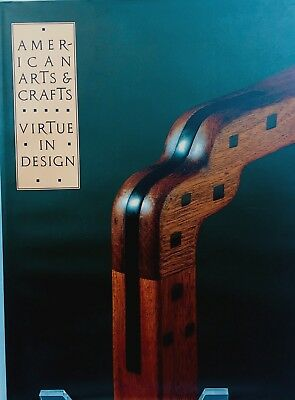 American Arts and Crafts : Virtue in Design by Leslie Greene Bowman Soft cover.
