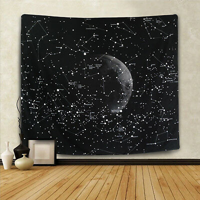 Constellation Tapestry Mandala Tapestry Wall Hanging Space Planet Wall Decor US