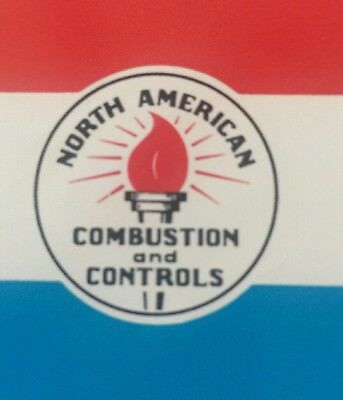 Lot 2 North American Mfg. Combustion Booklets 1948 Illustrated RARE