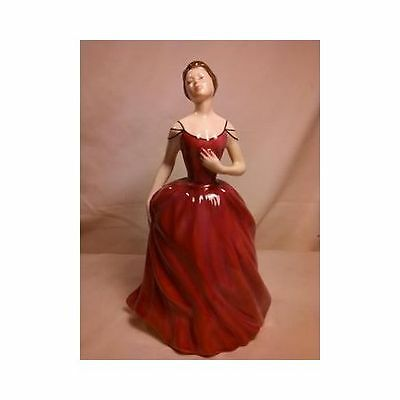 Royal Doulton Innocence Lady Figurine HN 2842 1978 England Mint