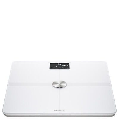 Nokia Body+ Full Body Composition WiFi Scale wit