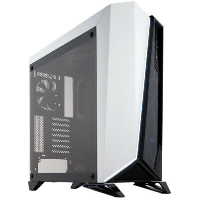 Corsair Carbide Series SPEC-OMEGA Tempered Glass Mid-Tower ATX Gaming Case - Bla