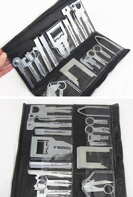 NEW 38PCS Car Radio Removal Tool Kit Stereo Head Audio Equipment Tools Key Set