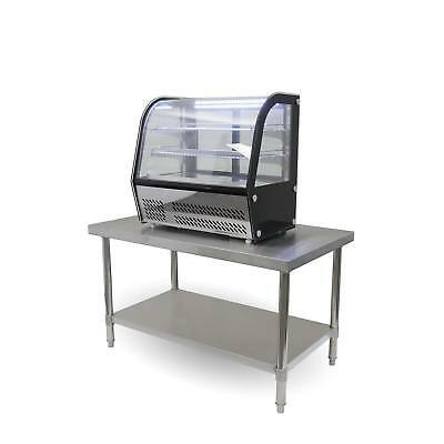 Bonvue 100L Chilled Counter Top 3 Shelf Food Display (3oC - 8oC)