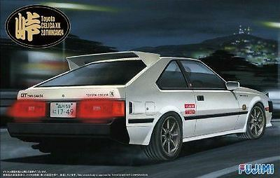 Fujimi TOHGE-06 1/24 Toyota CELICA XX 2.0 Twincam 24 Drift King Rare from Japan