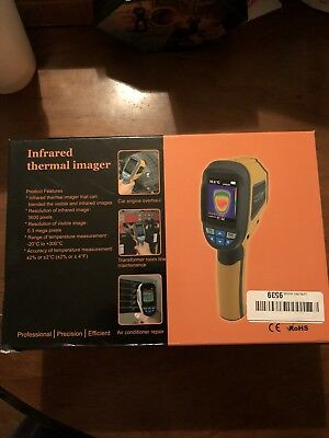 Handheld Thermal Imaging Camera Infrared Thermometer Imager -20℃~300℃ M2V2