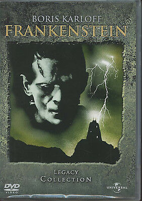 Frankenstein COFANETTO 4 DVD HORROR