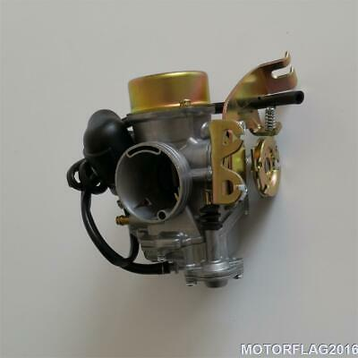 31.5mm CVK32 Carburetor for Linhai Aeolus VOG TANK 260 Majesty YP250 GY6 250