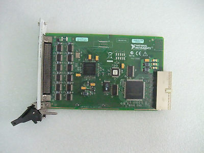 100% TEST National Instruments NI PXI-6509 Industrial Digital I/O Board