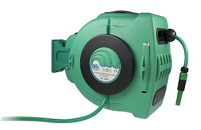 Automatic Water Hose Drum for Gardens Roll-Up Automatic Komplett-Set Mit Zubehö