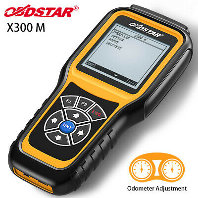 OBDSTAR X300M Odometer Correction Mileage Adjust OBDII Diagnostic Tool USA Stock