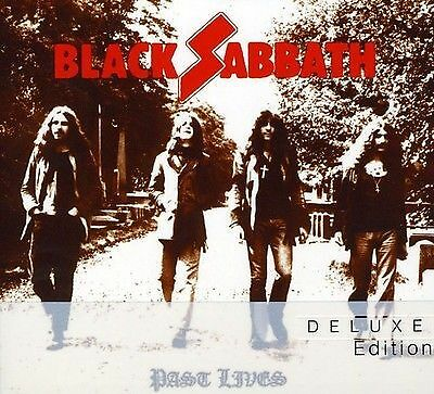 BLACK SABBATH PAST LIVES Deluxe Collector's Edition REMASTERED 2 CD DIGIPAK NEW