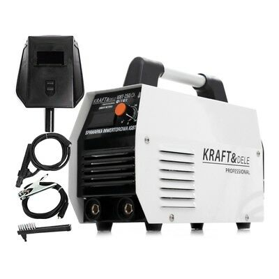 KD1841 250A Welding Inverter Machine Kraft&Dele Germania Professional IGBTMMAARC