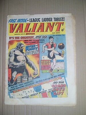 Valiant issue dated September 26 1964 first Mytek the Mighty