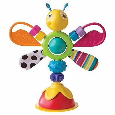 TOMY Lamaze - L27243 - Hochet de table Freddie La Luciole - Hochet de Table
