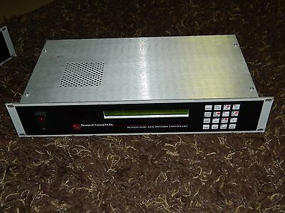 Research Concepts Inc. RC2000 Dual Axis Antenna Controller