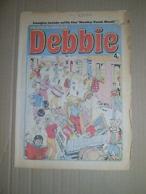 Debbie issue 100 dated January 11 1975