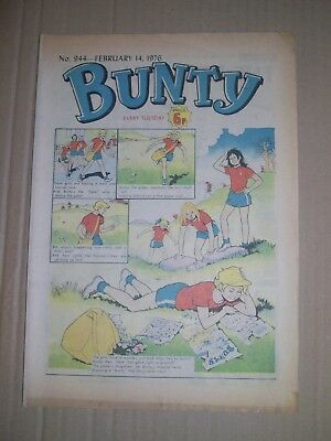 Bunty issue 944 dated February 141976