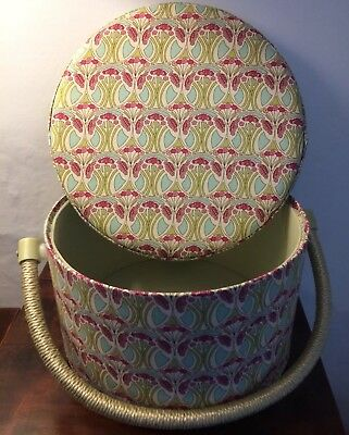 Ianthe Liberty Sewing Box -perfect condition