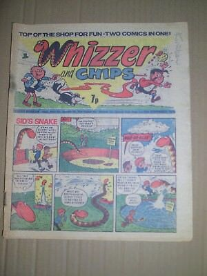 Whizzer and Chips issue dated November 13 1976