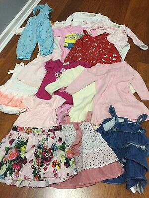 Baby Girl Clothes Size 0 Seed, Country Road, Baker Baby by Ted Baker, Marquise +