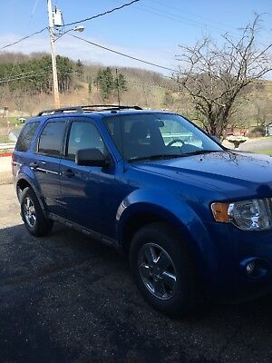 2012 Ford Escape XLT 2012 FORD ESCAPE really great shape (see pics for detail) Less than 10K/year
