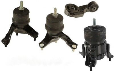 Complete  Engine & Transmission Mount For 2004-2005-2006 Toyota Sienna Fast Ship