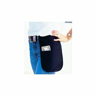 Money Pouch Waist Black With Devider For Men Women Servers Waiter Business