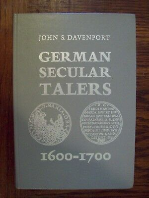 Davenport German Secular Talers 1600-1700