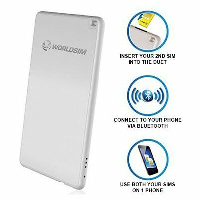 Android & iPhone Dual SIM Adapter