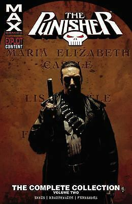 Punisher Max: The Complete Collection Vol. 2 Book By Ennis, Garth Brand New