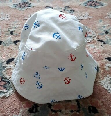 Mothercare Boys Summer Hat 1-3 Years