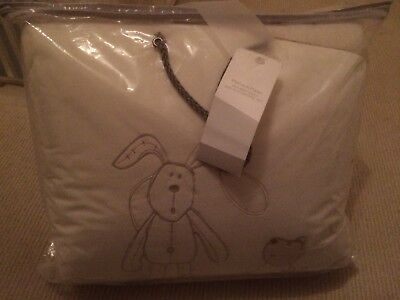 mamas and papas millie and boris New Cot/ Bed Quilt Set With Pillow Case