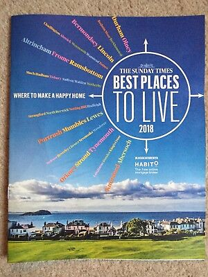 The Sunday Times Best Places To Live 2018 New Britain