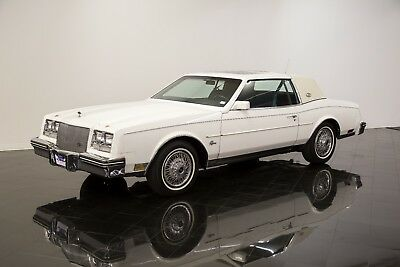 1985 Buick Riviera Coupe 1985 Buick Riviera Coupe