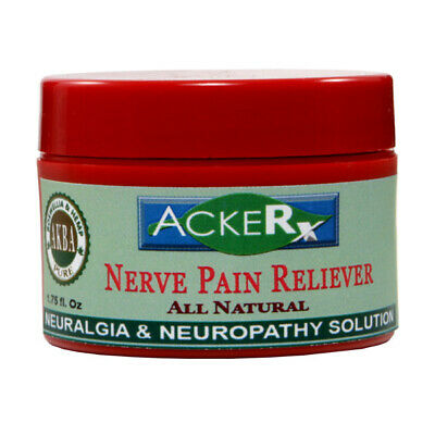 Colorado Hemp Oil Nerve Pain Neuralgia Analgesic Relieving Cream  All Natural