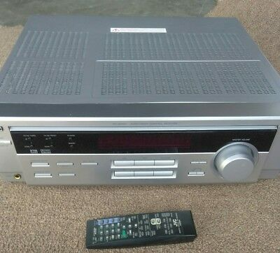 jvc audio video control receiver rx 6022v with manual and remote rh picclick com JVC Receiver RX JVC Receiver RX