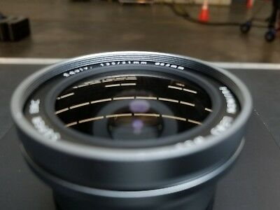 Fujifilm WCL-X70, Wide Conversion Lens for X70, Silver