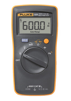 Digital Tester Fluke 101 Basic Pocket Digital Multimeter English Ver 5% Off Sale