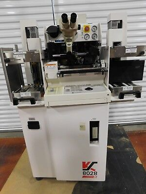 K&S 8028S Automatic Ball Bonding System