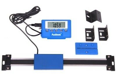 """Set of three AccuRemote 24"""" DIGITAL READOUT (DRO) WITH REMOTE READING scales."""