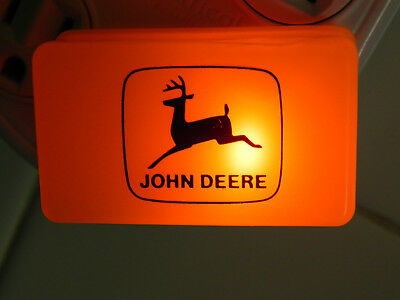 Vintage John Deere Night Lite
