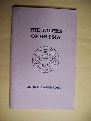 Davenport The Talers Of Silesia Author Signed