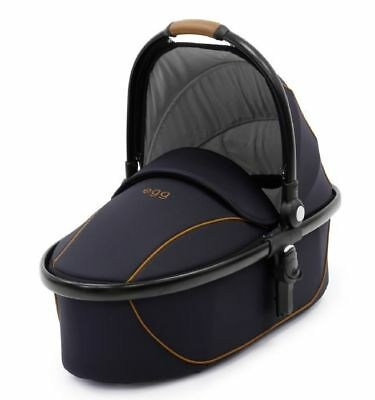 Love N Care Egg Stroller Carry Cot Bassinet Espresso Black