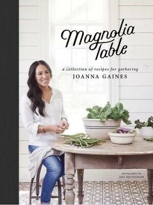 The Magnolia Table by Marah Stets, Joanna Gaines-Hardcover-New