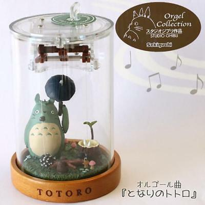 Official Studio Ghibli My Neighbor Totoro - Action Music Box