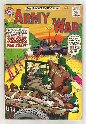 Our Army at War #131, June 1963