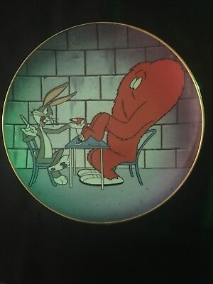 Looney Tunes Collectors Plate