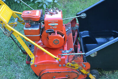 Mclane Reel Mower 3hp 7 Blade 20 In Lawnmower Briggs Stratton Lawn